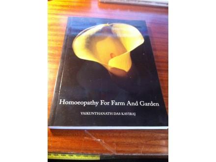 Homeopathy For Farm And Garden Kaviraj potpis autora