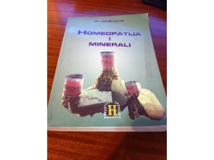 Homeopatija i minerali Jan Scholten