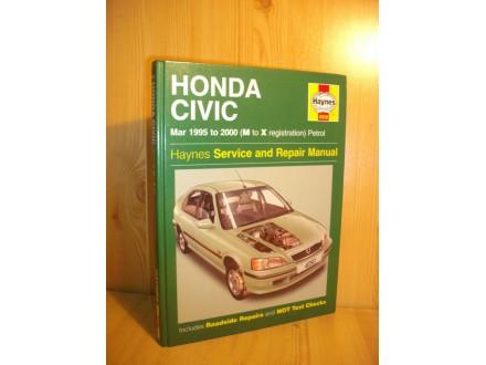 Honda Civic, mar 1995 to 2000