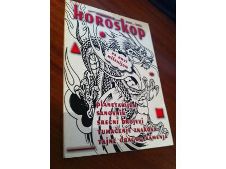 Horoskop 2001 - 2002