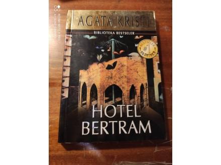 Hotel bertram Agata Kristi