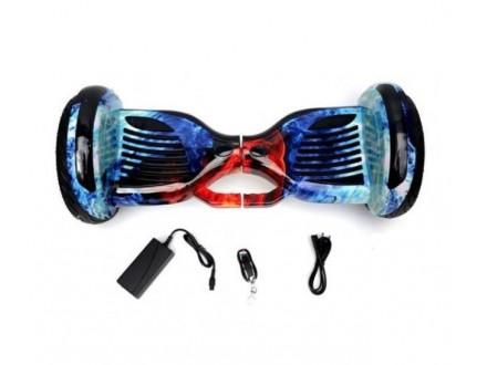 Hoverboard sa ruckom-Elektricni Skuter 10` - Vatra i Vo