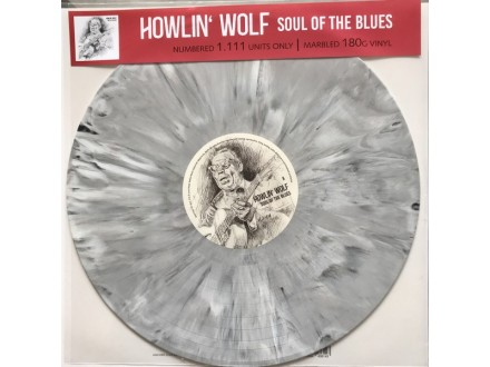 Howlin Wolf-Soul Of The Blues
