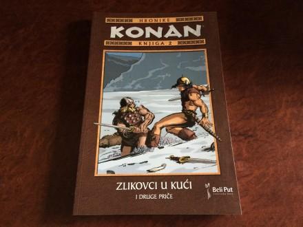 Hronike Konana 2 - Zlikovci U Kuci Novo