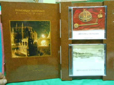 Hungarian Almanach - History of Hungary -2 CD
