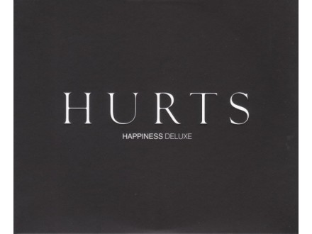 Hurts ‎– Happiness Deluxe   CD+DVD
