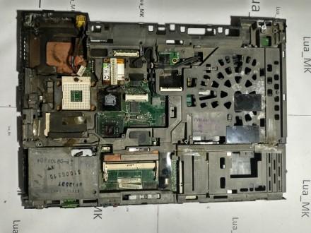 IBM Lenovo W500 Donji deo sa plocom i dc konektor