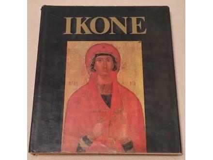 IKONE - K. Vajcman, M. Hadžidakis, S.Radojčić