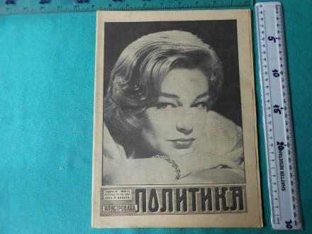 ILUSTROVANA POLITIKA - BR.75-1960.g.