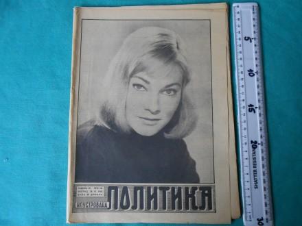 ILUSTROVANA POLITIKA - BR.86-1960.g