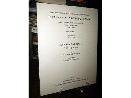 INVENTARIA ARCHAEOLOGICA (Fascicule 23)