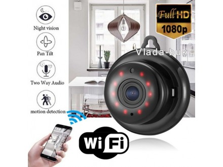 IP kamera-WiFi kamera-Kamera za video nadzor - MINI 7