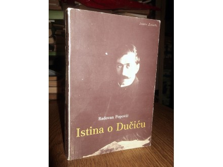 ISTINA O DUČIĆU - Radovan Popović