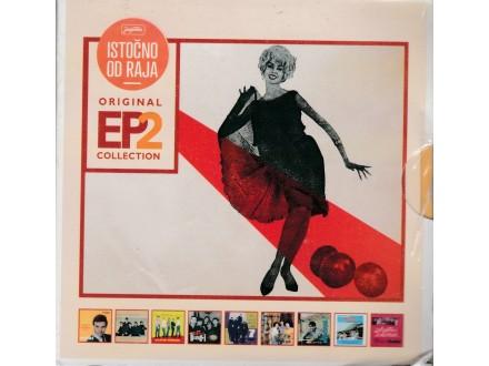 ISTOČNO OD RAJA - Original EP2 Collection 9xCD