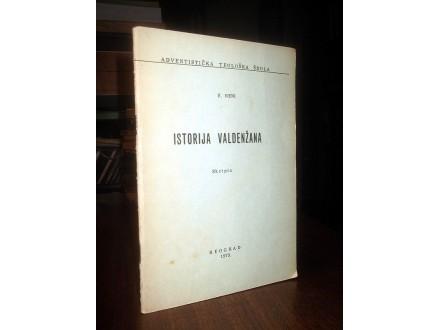 ISTORIJA VALDENŽANA - E. Neni