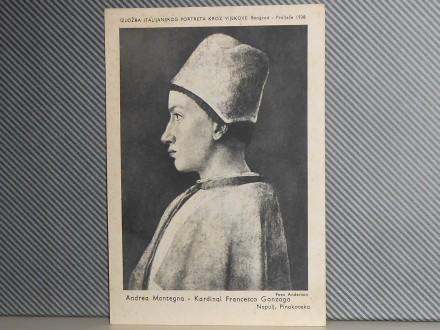 ITALIJANSKI PORTRETI-IZLOŽBA U BEOGRADU 1938 ( III-109)