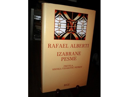 IZABRANE PESME - Rafael Alberti