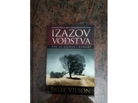 IZAZOV VOĐSTVA, Skot Vilson
