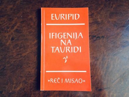 Ifigenija Na Tauridi - Euripid