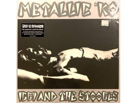 Iggy And The Stooges-Metallic &; KO