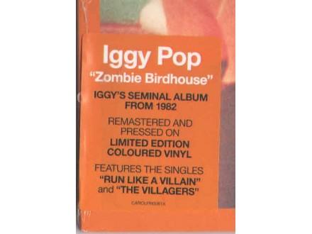 Iggy Pop-Zombie Birdhouse