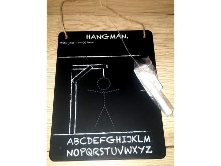 Igra VEŠANJE alphabet HANGMAN
