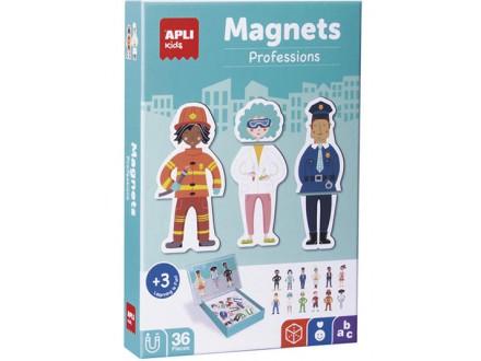 Igra sa magnetima - Profesije
