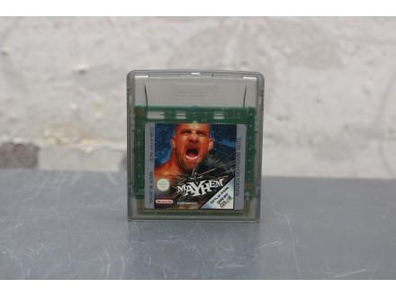 Igra za Game Boy Color - Mayhem