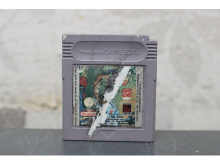 Igra za Game Boy -  Earth Worm Jim