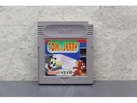 Igra za Game Boy - Tom And Jerry