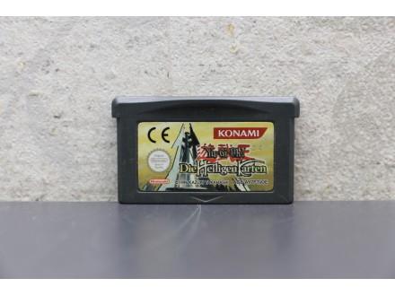 Igra za Game Boy advance - Yu-Gi-Oh Die Heiligen Karten