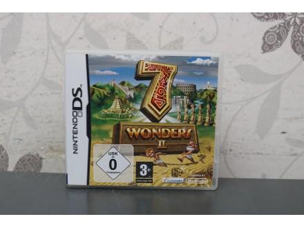 Igra za Nintendo DS - 7 Wonders II