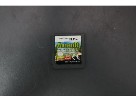 Igra za Nintendo DS - Arthur and the Minimoys