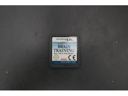 Igra za Nintendo DS - Brain Training
