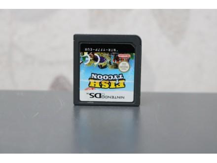 Igra za Nintendo DS - Fish Tycoon