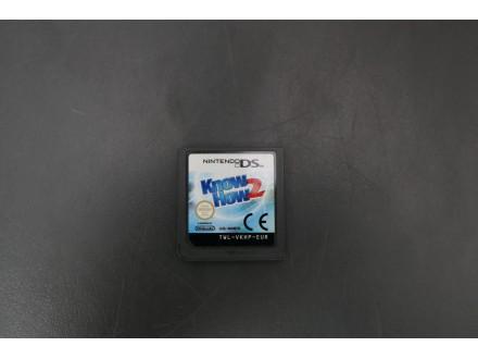 Igra za Nintendo DS - Know how 2