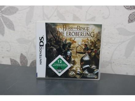Igra za Nintendo DS - Lord of the rings Die Eroberung