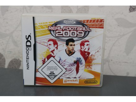 Igra za Nintendo DS - Real Football 2009
