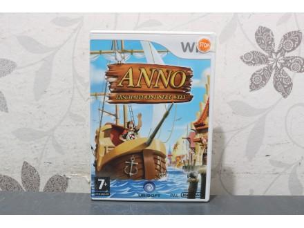Igra za Nintendo Wii - Anno