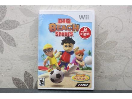 Igra za Nintendo Wii - Big Beach Sports