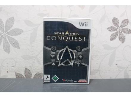 Igra za Nintendo Wii - Star Trek Conquest