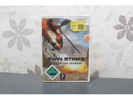 Igra za Nintendo Wii - Twin Strike