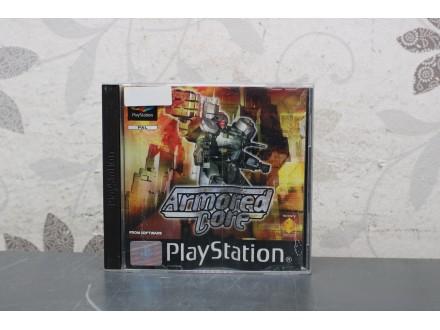 Igra za PS1 - Armored core