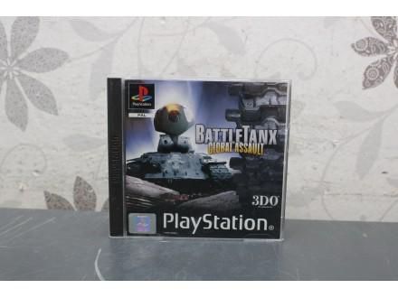 Igra za PS1 - Battle Thanks Global Assault