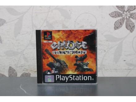 Igra za PS1 - Grudge Warriors