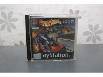 Igra za PS1 - HotWheels