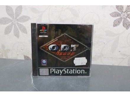 Igra za PS1 - O.D.T