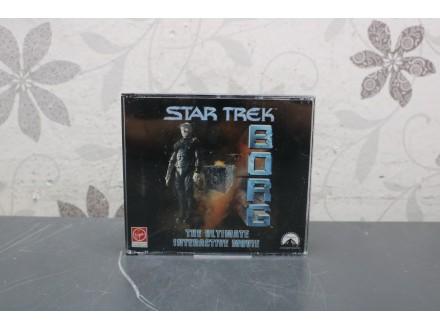 Igra za PS1 - Star Trek Borg