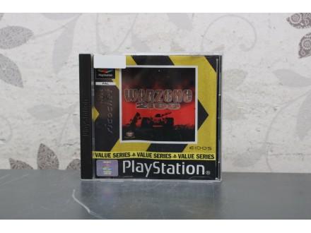 Igra za PS1 - Warzone