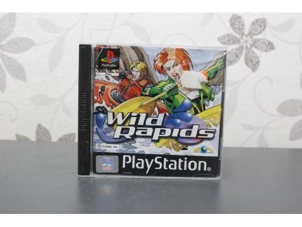 Igra za PS1 - Wild Rapids